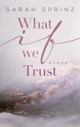 Cover-Bild What if we Trust