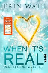 Cover-Bild When it's Real – Wahre Liebe überwindet alles