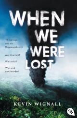 Cover-Bild When we were lost