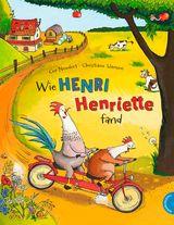 Cover-Bild Wie Henri Henriette fand