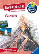 Cover-Bild Wieso? Weshalb? Warum? Erstleser: Vulkane (Band 2)