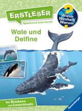 Cover-Bild Wieso? Weshalb? Warum? Erstleser: Wale und Delfine (Band 3)