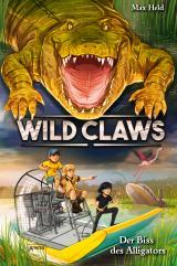 Cover-Bild Wild Claws (2). Der Biss des Alligators