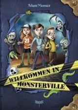 Cover-Bild Willkommen in Monsterville