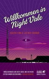 Cover-Bild Willkommen in Night Vale