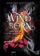 Cover-Bild Windborn. Erbin von Asche und Sturm
