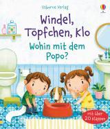 Cover-Bild Windel, Töpfchen, Klo - Wohin mit dem Popo?