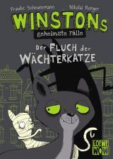 Cover-Bild Winstons geheimste Fälle (Band 1) - Der Fluch der Wächterkatze
