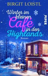 Cover-Bild Winter im kleinen Cafe in den Highlands
