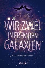 Cover-Bild Wir zwei in fremden Galaxien