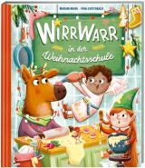 Cover-Bild Wirrwarr in der Weihnachtsschule