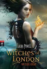 Cover-Bild Witches of London - Vom Teufel geküsst