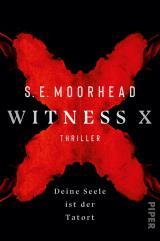 Cover-Bild Witness X – Deine Seele ist der Tatort