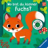 Cover-Bild Wo bist du, kleiner Fuchs?