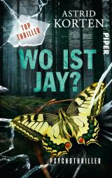 Cover-Bild WO IST JAY?