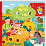 Cover-Bild WO ist WAS? Kunterbunter Bauernhof