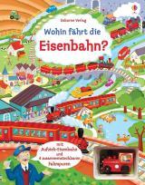 Cover-Bild Wohin fährt die Eisenbahn?