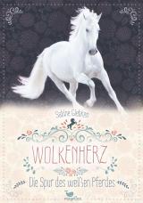 Cover-Bild Wolkenherz - Die Spur des weißen Pferdes - Band 1