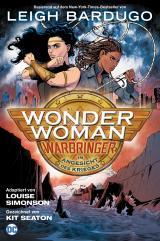 Cover-Bild Wonder Woman: Warbringer - Im Angesicht des Krieges