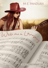 Cover-Bild Write me a Lovesong
