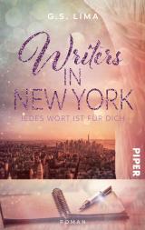 Cover-Bild Writers in New York