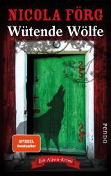 Cover-Bild Wütende Wölfe