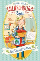 Cover-Bild Wunschbüro Edda - Eine Kiste voller Wünsche - Band 1