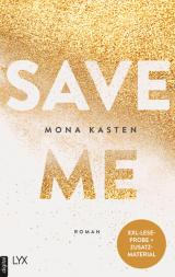 Cover-Bild XXL-Leseprobe: Save Me