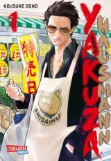 Cover-Bild Yakuza goes Hausmann 1