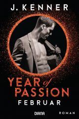 Cover-Bild Year of Passion. Februar