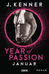 Cover-Bild Year of Passion. Januar