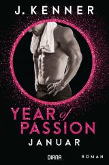 Cover-Bild Year of Passion. Januar