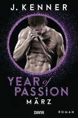 Cover-Bild Year of Passion. März