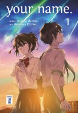 Cover-Bild your name. 01