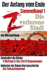 Cover-Bild Z: Der Anfang vom Ende / Z: Die verlorene Stadt (Sammelband 1)