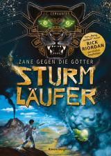 Cover-Bild Zane gegen die Götter, Band 1: Sturmläufer