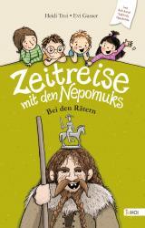 Cover-Bild Zeitreise mit den Nepomuks