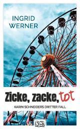 Cover-Bild Zicke, zacke, tot