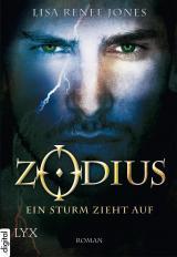 Cover-Bild Zodius - Ein Sturm zieht auf