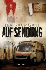 Cover-Bild Zombie Zone Germany: Auf Sendung