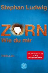 Cover-Bild Zorn - Wie du mir