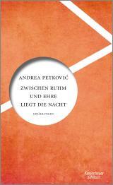 Cover-Bild Zwischen Ruhm und Ehre liegt die Nacht