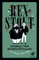 Cover-Bild Zyankali vom Weihnachtsmann