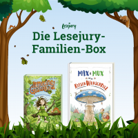 Die Lesejury Familienbox - ein Ausflug in den Wald