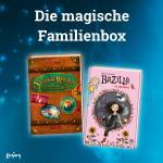 """Die magische Familienbox mit """"Strangeworlds"""" und """"Bazilla"""""""