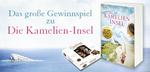 """Gewinne 10 Pakete mit dem Roman """"Die Kamelien-Insel"""" und köstliche Guylian Original Meeresfrüchte-Pralinen"""