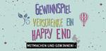Verschenke ein Happy End!