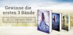 """Gewinne die ersten drei Bände der """"Chroniken der Verbliebenen"""""""